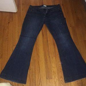 Hudson flare jeans sz 29